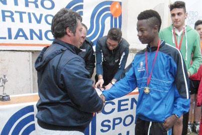 Atletica Dugenta: conquistate posizioni di rilievo nelle competizioni regionali