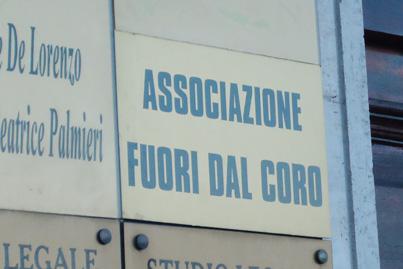 """Associazione """"Fuori dal coro"""" sulla grave situazione delle cooperative che assistono i sofferenti psichici"""